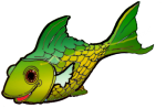 1 Fish green - John Duffield duffield-design