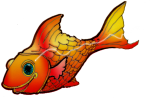 1 Fish red - John Duffield duffield-design