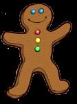 1 Gingerbread Counter John Duffield