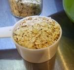 1 cup rolled oats Bev Dunbar Maths Matters
