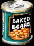 1 tin Baked Beans John Duffield