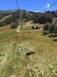 1.86 km long chairlift Thredbo Bev Dunbar Maths Matters
