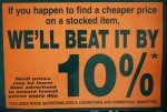 10 percent off everything promise Bev Dunbar Maths Matters