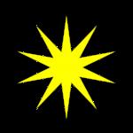 10 point star - John Duffield duffield-design