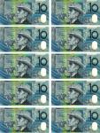 $100 as $10 notes 3 Bev Dunbar Maths Matters copy