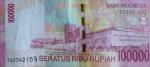 100000 Indonesian Rupiah Note Bev Dunbar Maths Matters