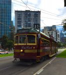 1020 Melbourne Tram Bev Dunbar Maths Matters