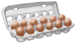 12 Egg Carton - John Duffield duffield-design