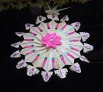 16 pointed star decoration Ubud Bali Bev Dunbar Maths Matters