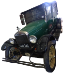 1927 Model T Ford -transport - Bev Dunbar Maths Matters