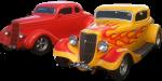 2 Hotrods - transport - Bev Dunbar Maths Matters