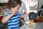 2 Joey pours in eggs Bev Dunbar Maths Matters