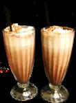 2 Milkshake Glasses Bev Dunbar Maths Matters