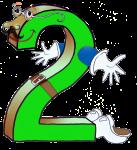 2.Two Green - John Duffield duffield-design copy