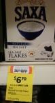 200 g Salt $6.70 Bev Dunbar Maths Matters