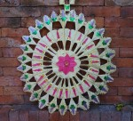 27 pointed star decoration Ubud Bali Bev Dunbar Maths Matters