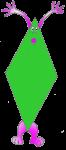 2D Shape -  Rhombus - John Duffield duffield-design