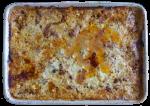 2D rectangle Greek Mousakka - food - Bev Dunbar Maths Matters