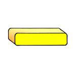 3-3d Symbols Minus-Yellow - John Duffield duffield-design