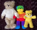 Count by 3s - Bear Friends Bev Dunbar Maths Matters