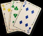 3 card addends Bev Dunbar Maths Matters