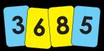3685 cards