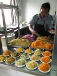 3D Conical Food China Bev Dunbar Maths Matters
