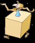 3D Object Cube Pharaoh - John Duffield duffield-design
