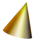 3D Objects - Cone - John Duffield duffield-design