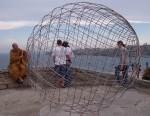 3D Sphere Bondi Bev Dunbar Maths Matters