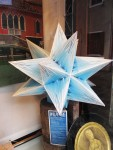 3D Stellated icosahedron Venice Bev Dunbar Maths Matters