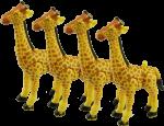 4 Giraffes Bev Dunbar Maths Matters