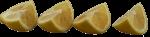 4 lemon quarters Bev Dunbar Maths Matters