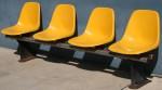 4 yellow seats Bev Dunbar Maths Matters