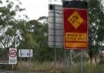40 km per hour Road Sign Bev Dunbar Maths Matters