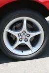 5 spoke car wheel Bev Dunbar Maths Matters