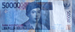 50000 Indonesian Rupiah Nte Bev Dunbar Maths Matters