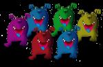 6 monsters John Duffield
