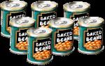 7 tins Baked Beans John Duffield