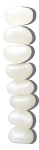8 White Jellybeans Column Graph Bev Dunbar Maths Matters
