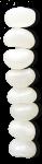 8 White Jellybeans Column Graph Bev Dunbar Maths Matters