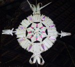 8 pointed Star Decoration Ubud Bali Bev Dunbar Maths Matters