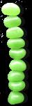 9 Green Jellybeans Column Graph Bev Dunbar Maths Matters