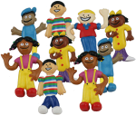 9 Happy Children Bev Dunbar Maths Matters