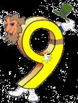 9.Nine Yellow - John Duffield duffield-design copy