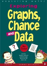 Graphs Chance and Data Exploring Maths Front Cover