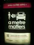 A metre matters Road Sign Bev Dunbar Maths Matters