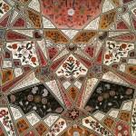 ANGLES Ceiling Pattern Rajasthan India Bev Dunbar Maths Matters