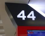 Airport Gate 44 Bev Dunbar Maths Matters