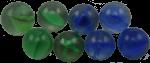 An even Chance of blue or green Bev Dunbar Maths Matters